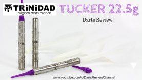 Trinidad Tucker 22.5g Darts Review