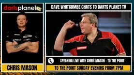 Dave Whitcombe Interview With Chris Mason