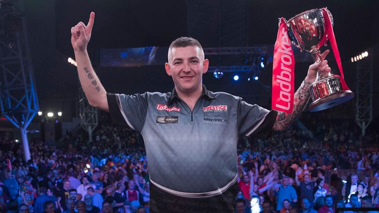 Nathan Aspinall – Cashing In On His New Found Success – Darts Planet