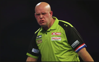 What Are the Odds on Michael van Gerwen Winning the 2019