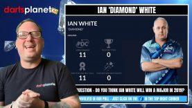 Will Ian 'DIAMOND' White Win A Major In 2019?