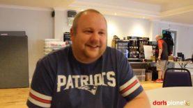 Aaron Turner Chats To Matt Kiernan About The BDO Circuit