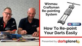 How To Repoint Your Darts Easily –  Winmau Craftsman Rr-Pointing System