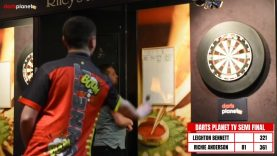"Leighton Bennett ""BOOM BOOM' Bennett 9 Darts Finish – Darts Planet TV Tournament"