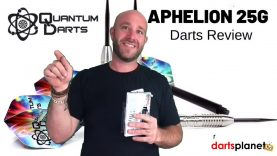 Aphelion Quantum Darts review With Adam White