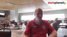 Tommy Thompson Chats About England Darts