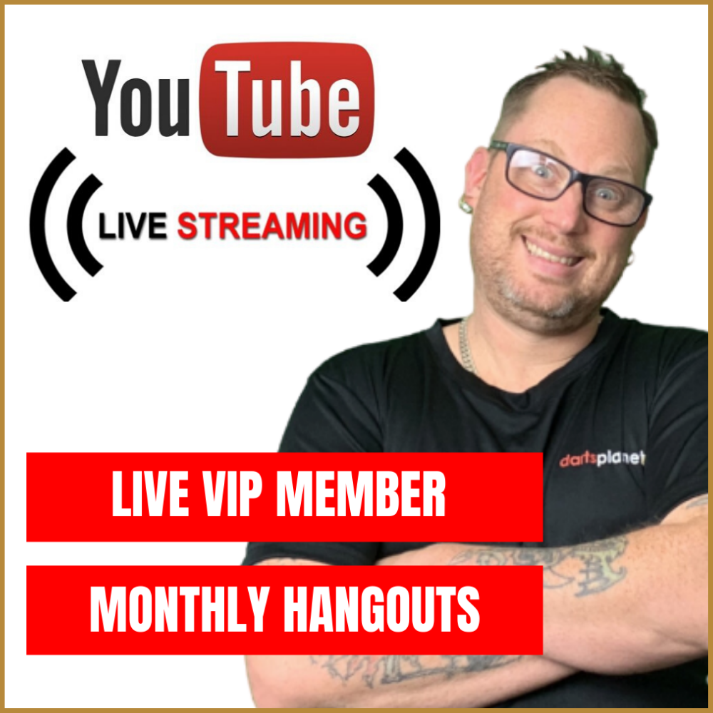 Live Monthly VIP Members Youtube Hangout